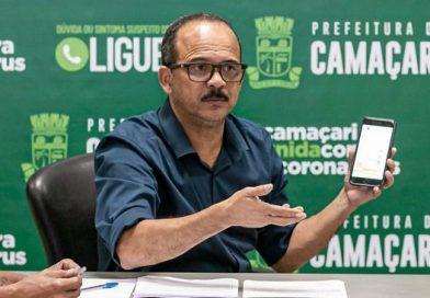 Covid-19: Elinaldo anuncia toque de recolher em Camaçari